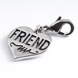 Charm  Herz Friend
