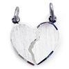 Freundschaftskette edles Herz mit Ketten 925 Silber