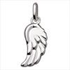 Kinderschmuck Anhänger Flügel mit Kette Silber