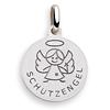Halskette Heiligenschein Schutzengel mit Kette