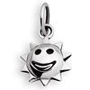 Kinderschmuck Halskette Sonne mit Kette Silber