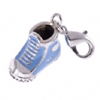Charm Kinderschmuck Schuh blau